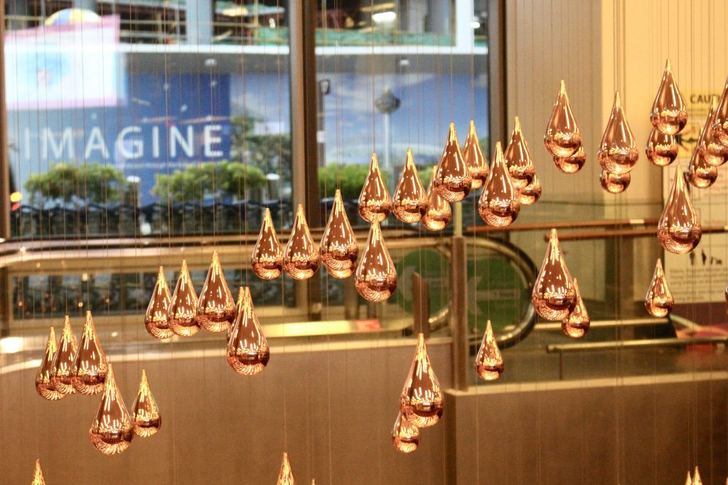 Kinetic Rain @ Changi Airport