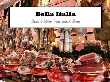 Bella Italia: Food & Wine Tour durch Rom