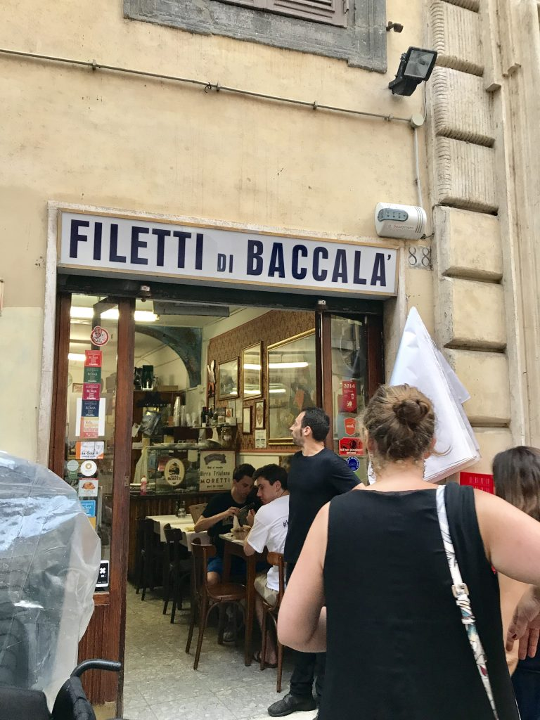 Filetti Di Baccala
