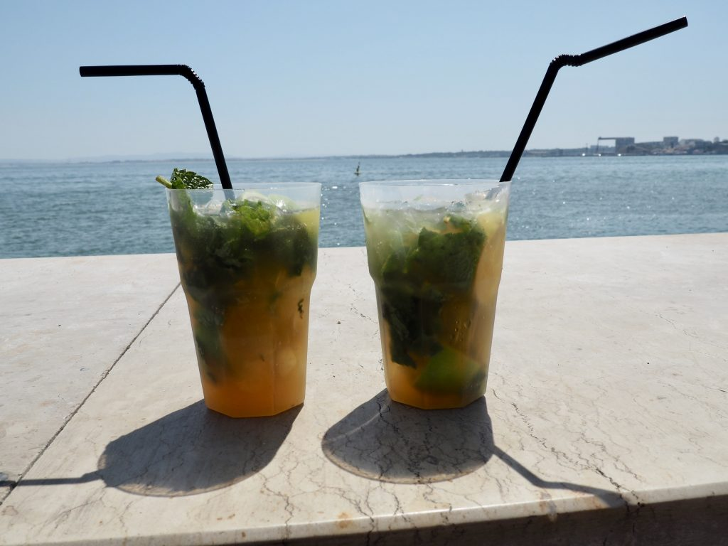 Mojitos am Tejo