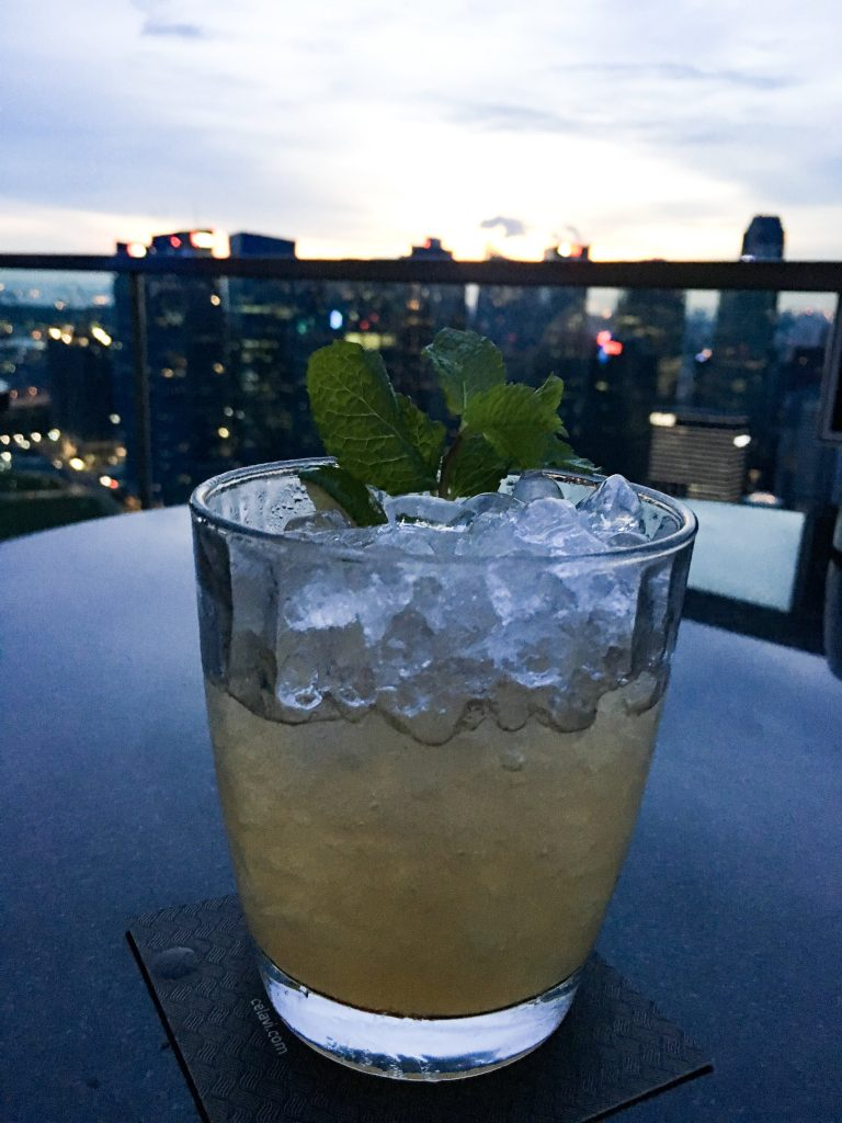 Marina Bay Sands Cocktail