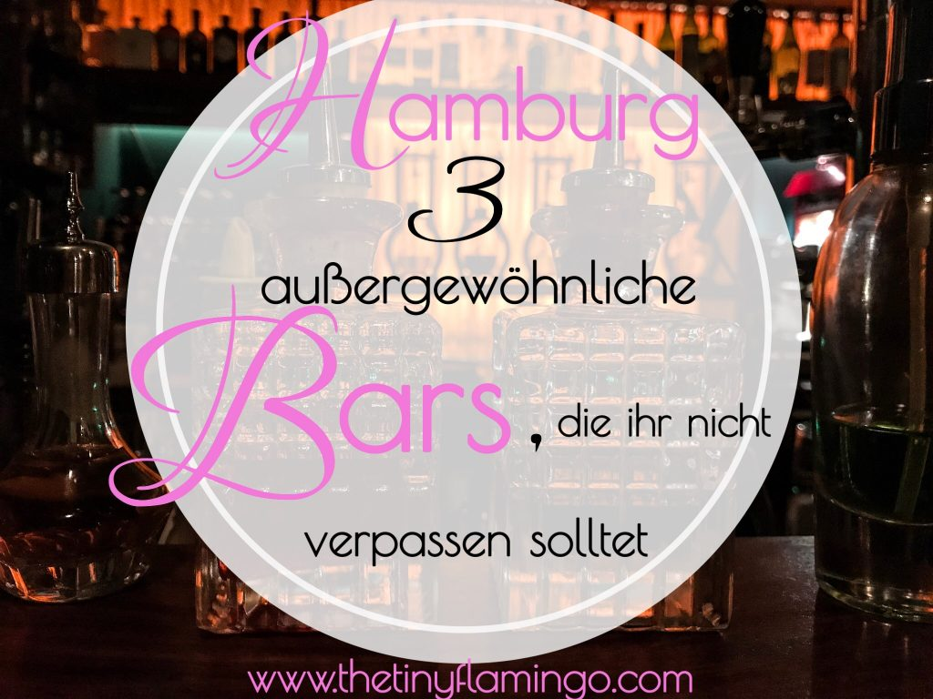 Bars in Hamburg