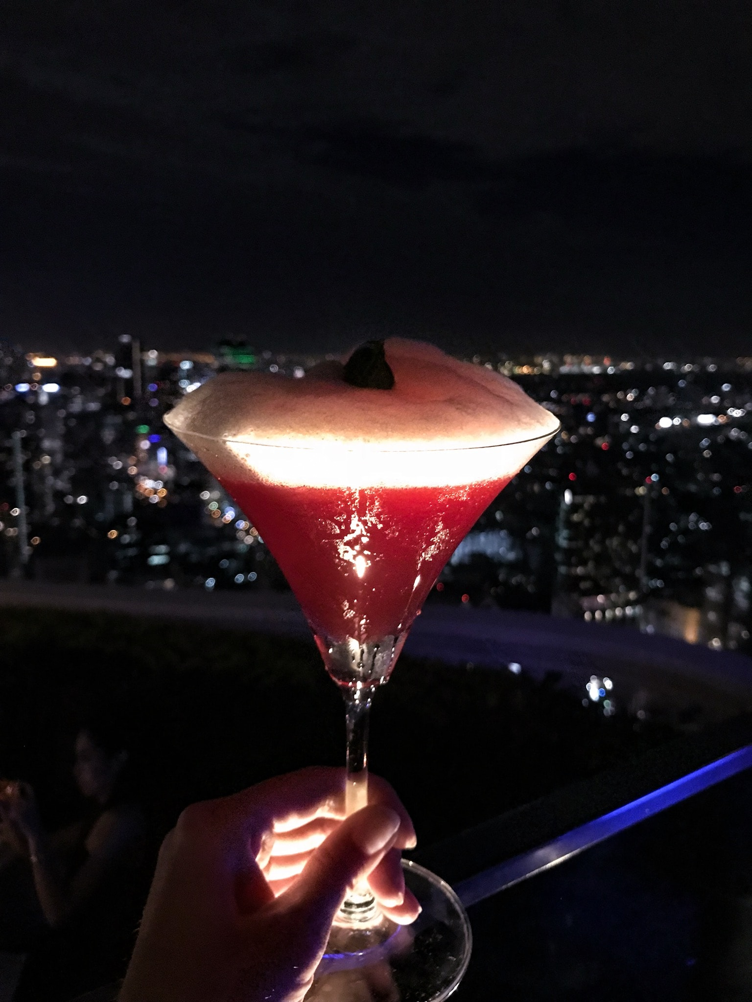 Lebua Sky Bar - Cocktail