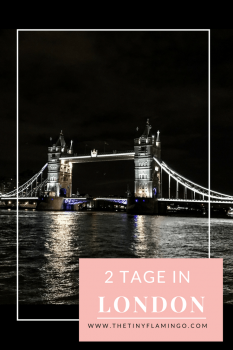 2 Tage in London
