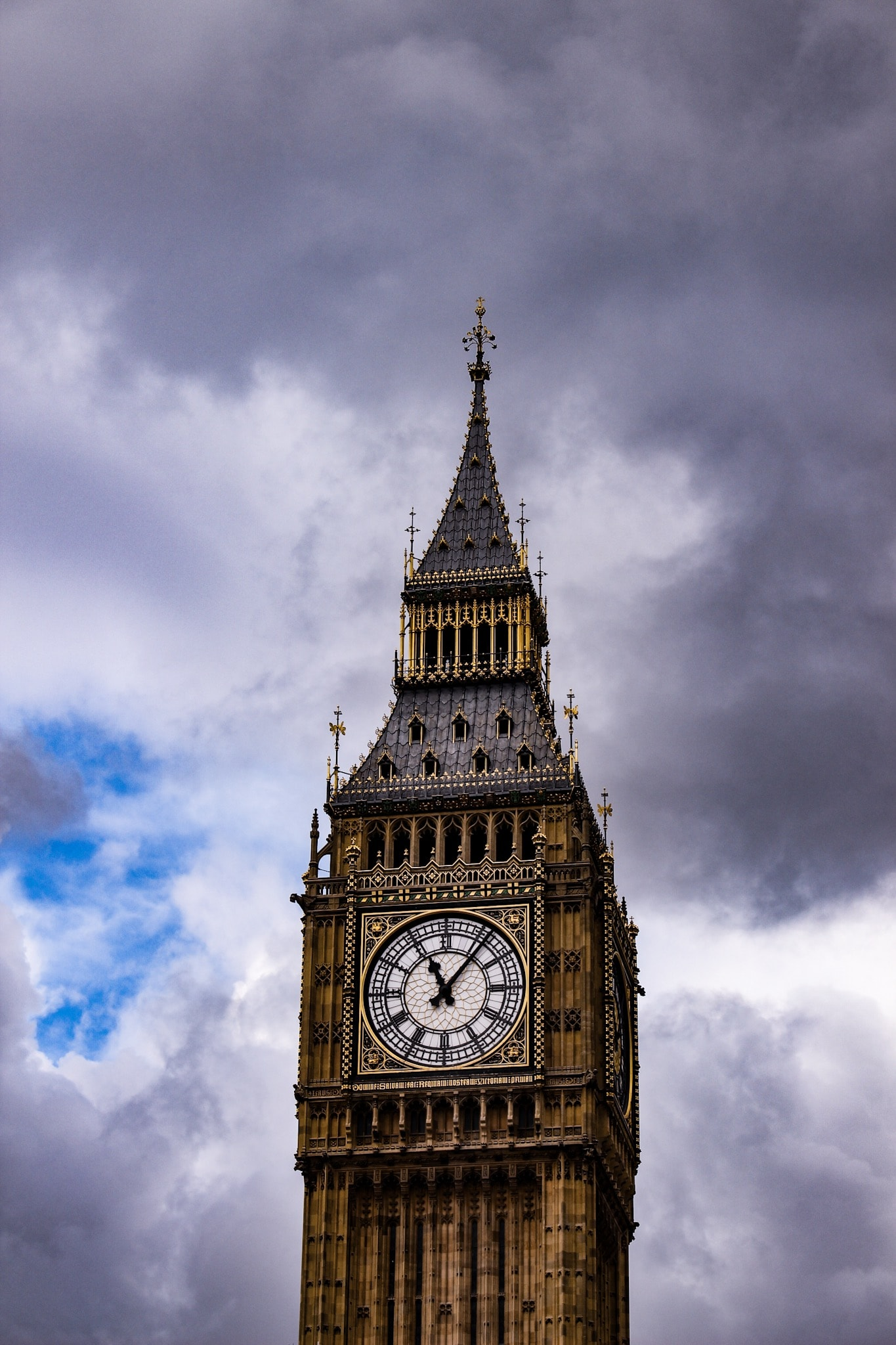 2 Tage in London - Big Ben