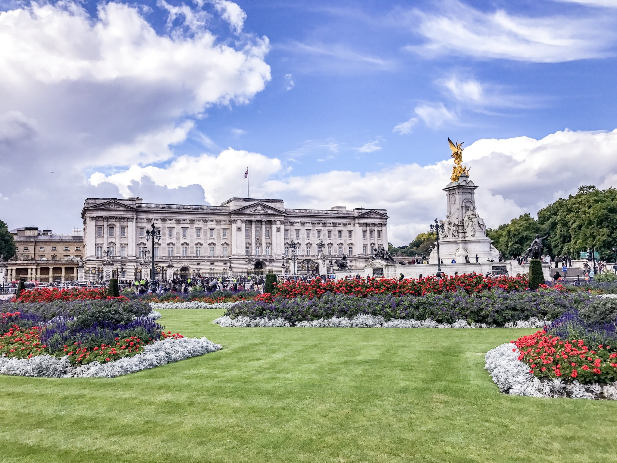 2 Tage in London - Buckingham Palace