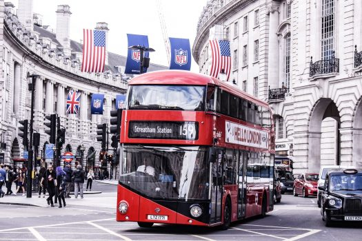 2 Tage in London - Piccadilly Circus.