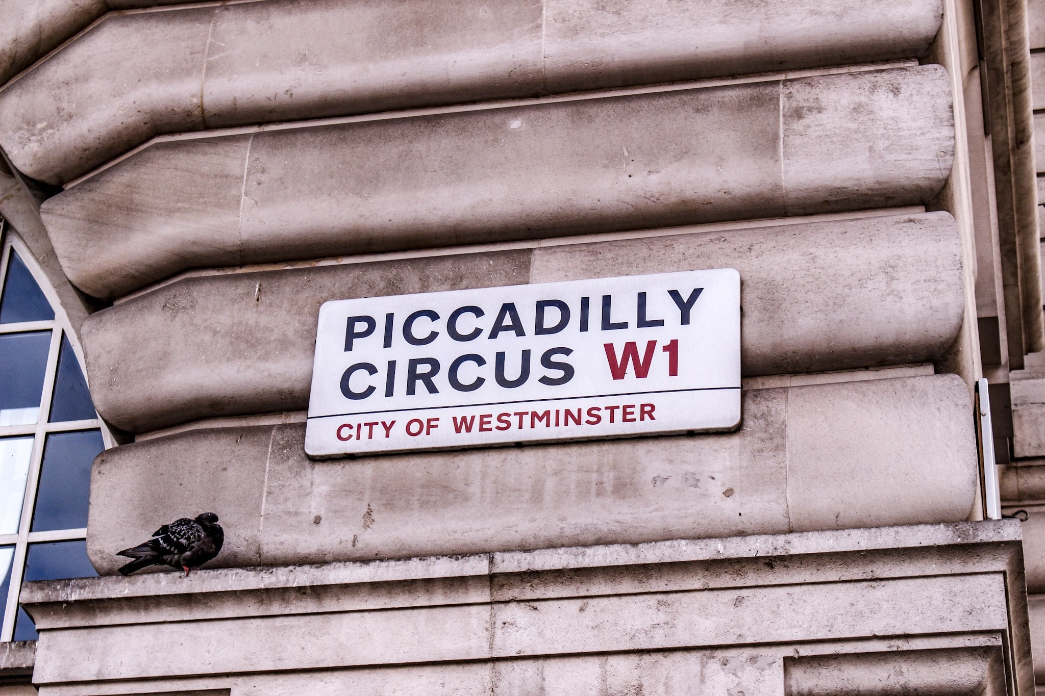 2 Tage in London - Piccadilly Circus
