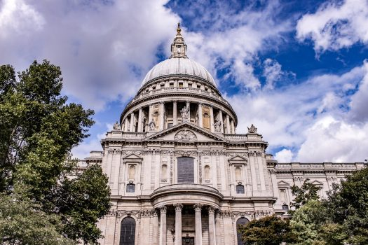 2 Tage in London - St. Paul's Cathedral