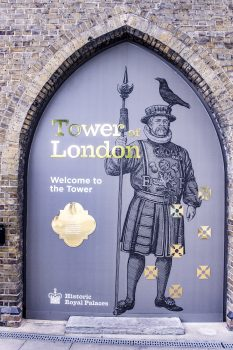 2 Tage in London - Tower of London