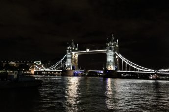 2 Tage in London - Tower Bridge