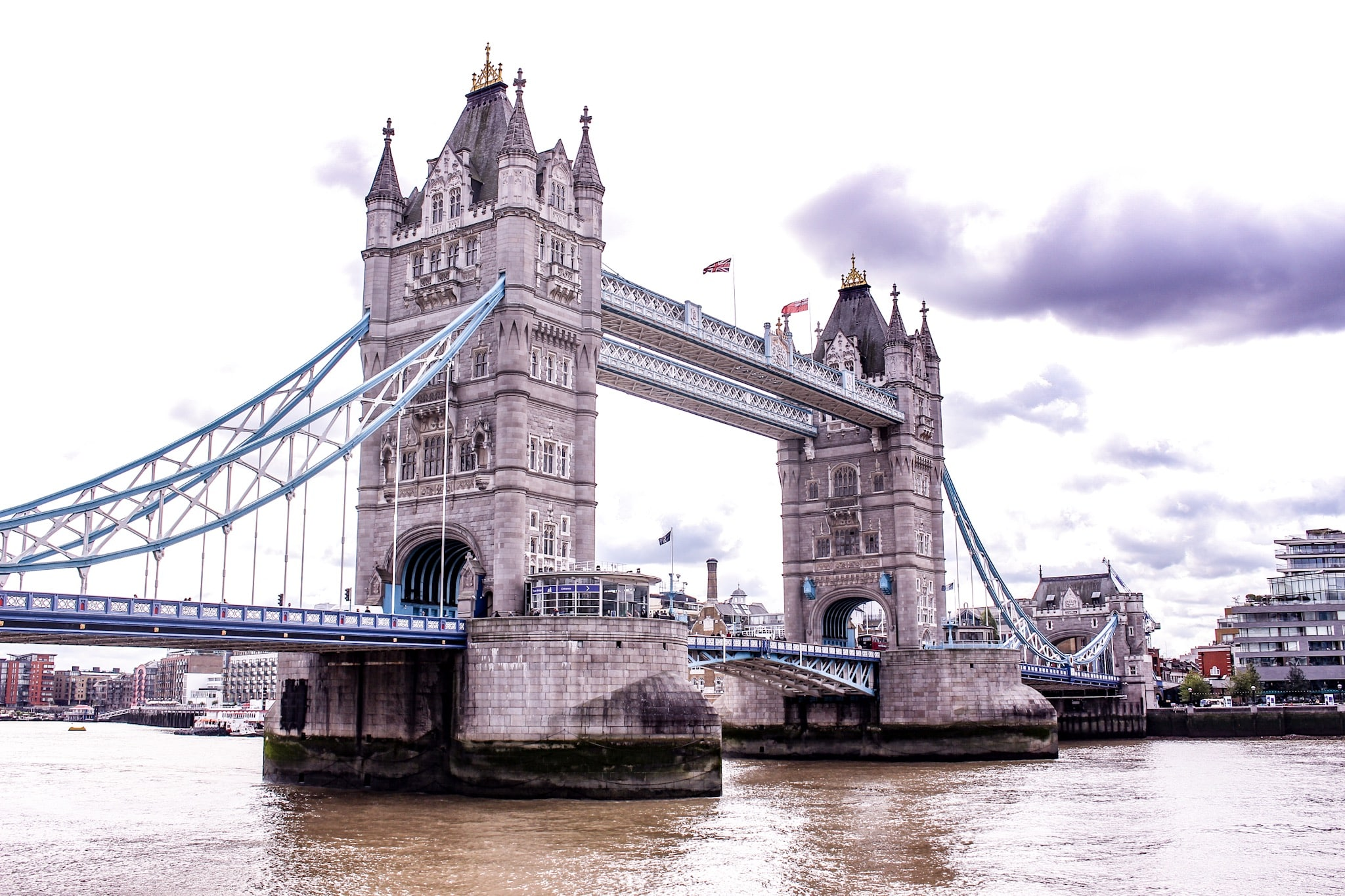 2 Tage in London - Tower Bridge London