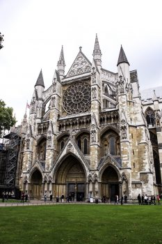 2 Tage in London - Westminster Abbey