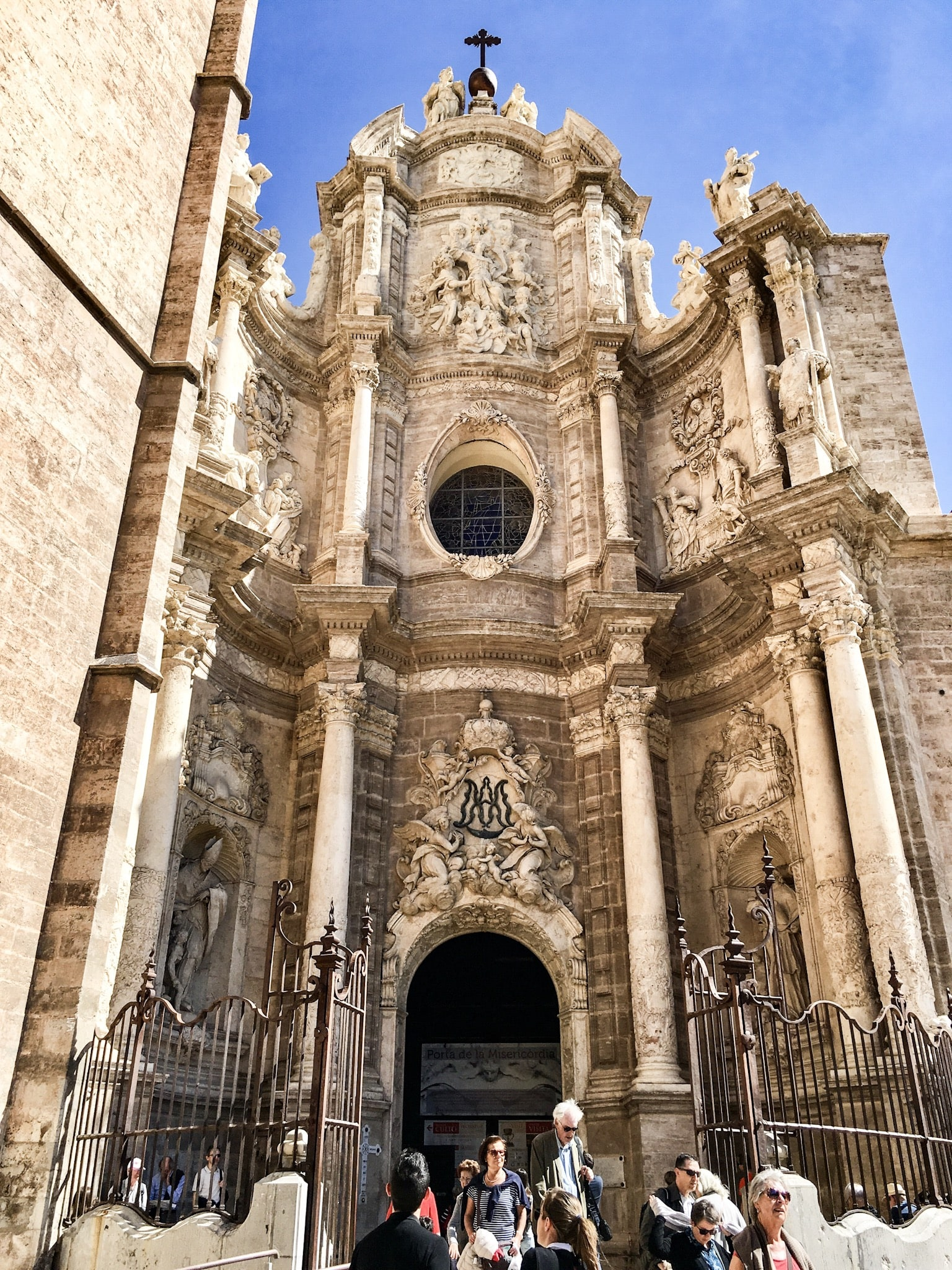 Valencia Highlights - Kathedrale von Valencia