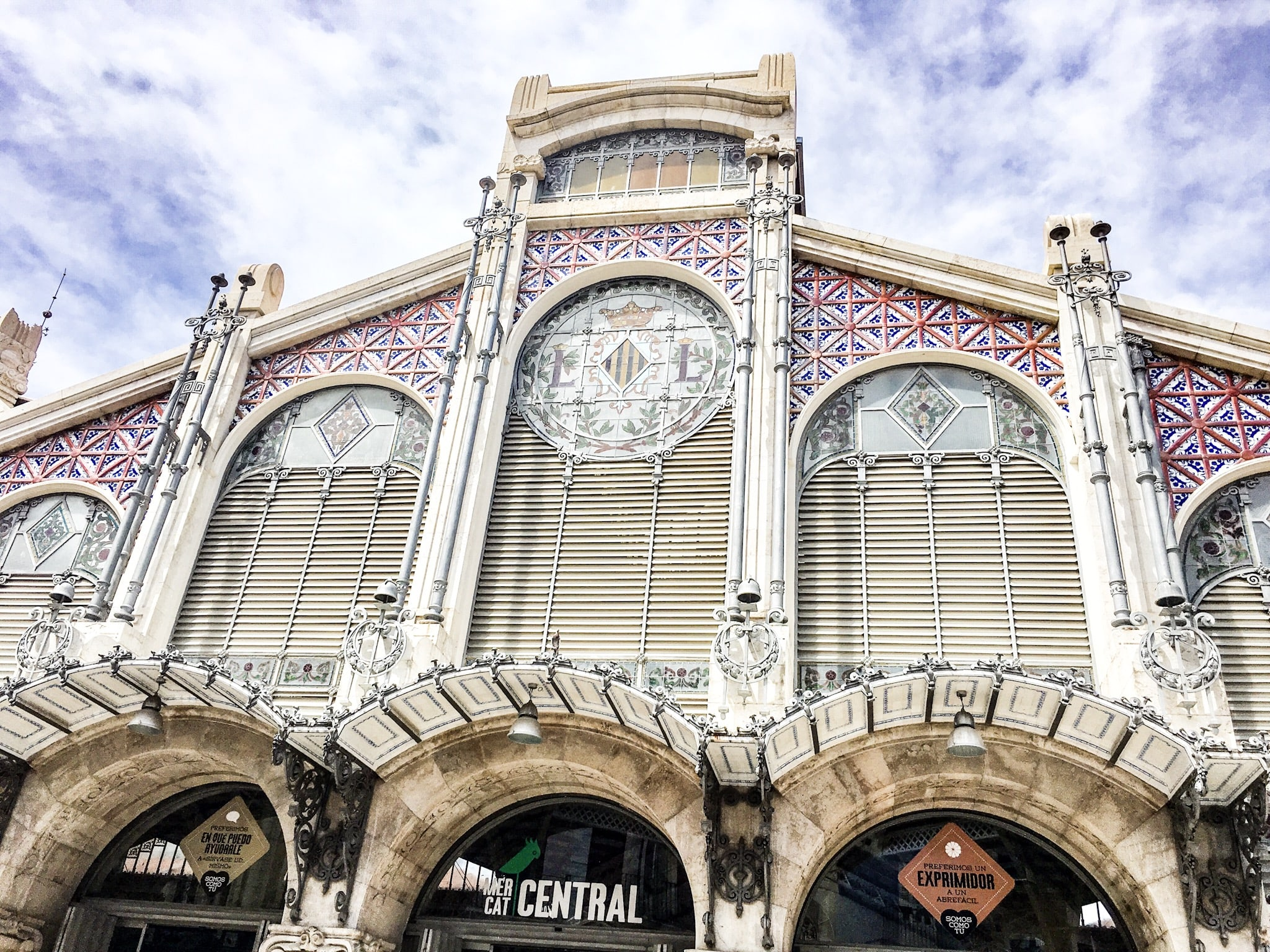 Valencia Highlights - Mercado Central.
