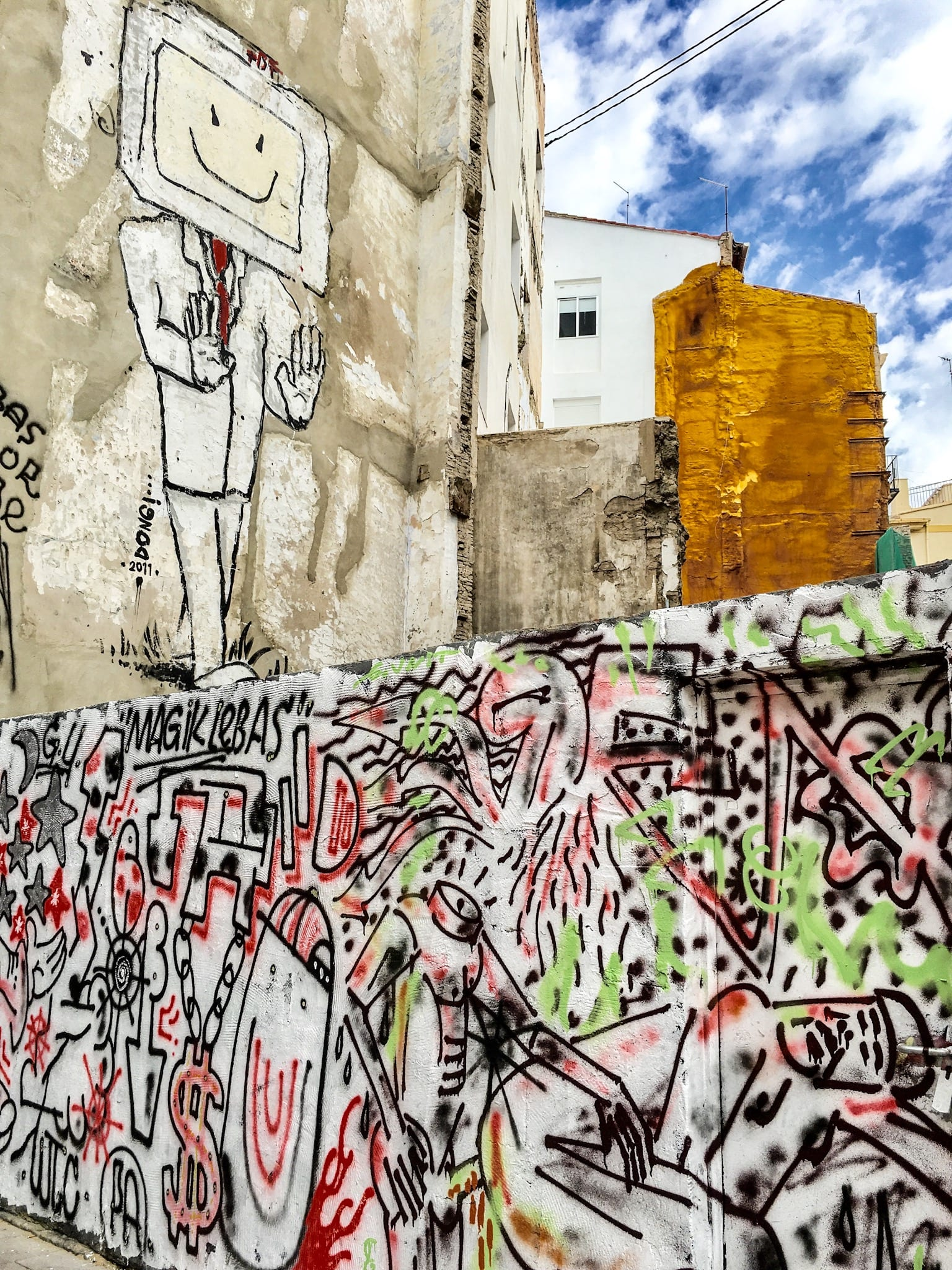 Valencia Highlights - Street Art
