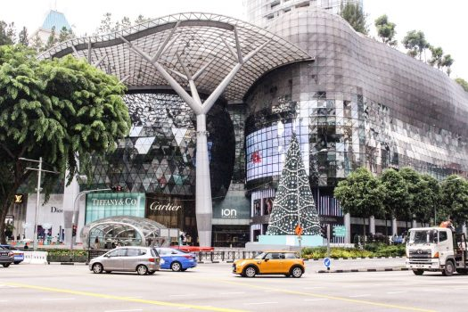 Singapur in 2 Tagen - Orchard Road