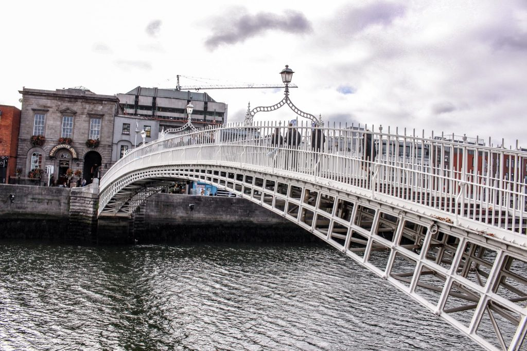 Dublin Tipps - Ha'penny Bridge