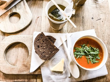 Dublin Tipps - Industry & Co Suppe