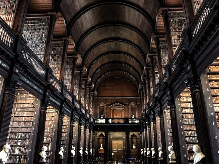 Dublin Tipps - Long Room