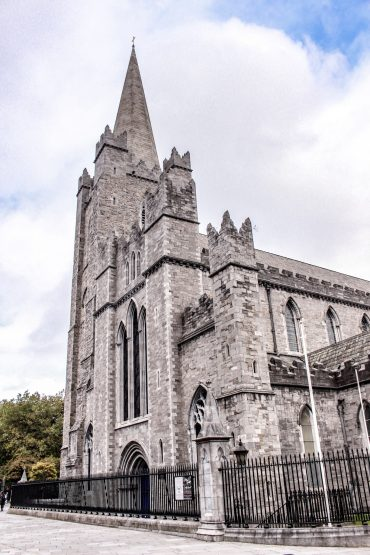Dublin Tipps - St. Patrick's Cathedral