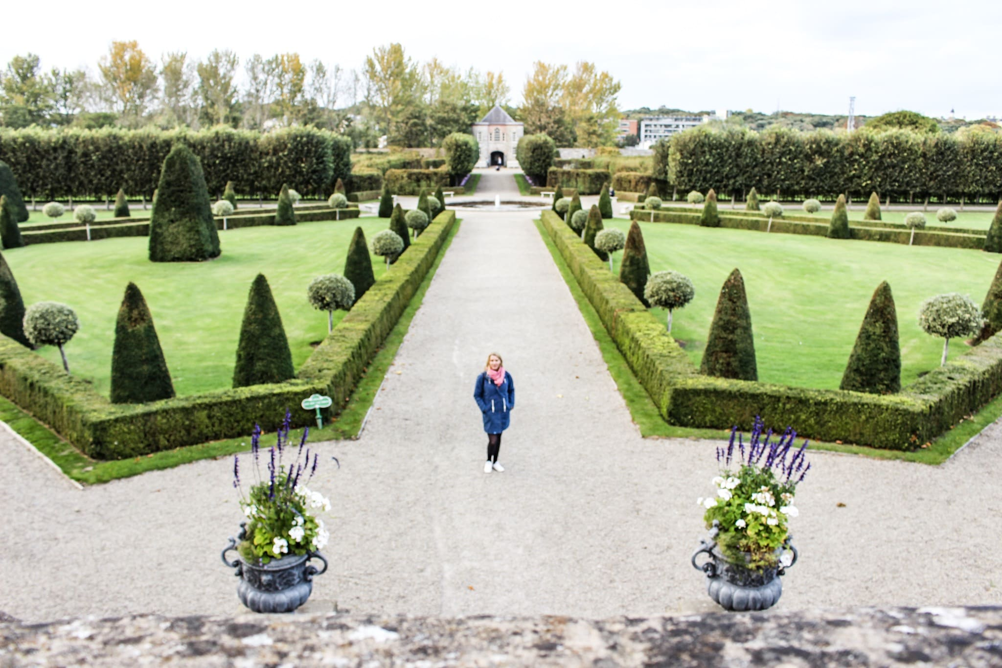 Gardens at the Royal Hospital Kilmainham