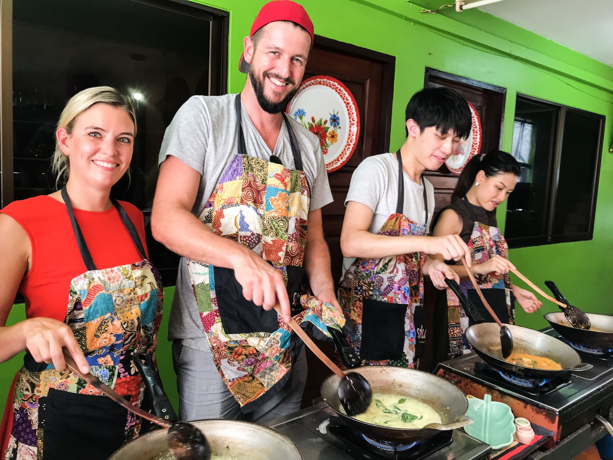 Thai Kochkurs Bangkok - Silom Thai Cooking School