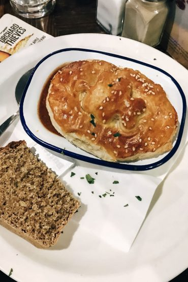 Dublin Food Tour - Beef and Guiness Pie