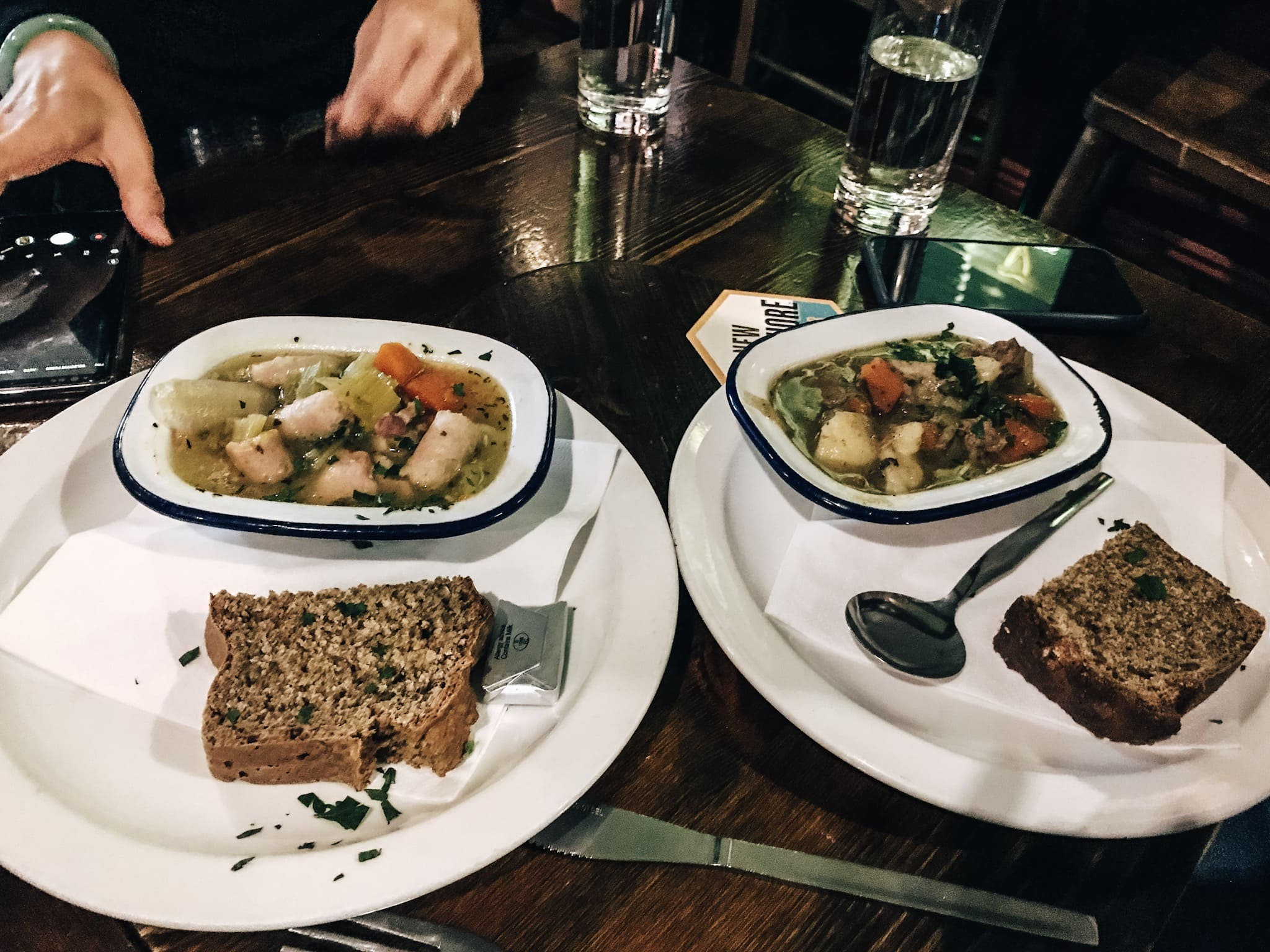 Dublin Food Tour - Dublin Coddle