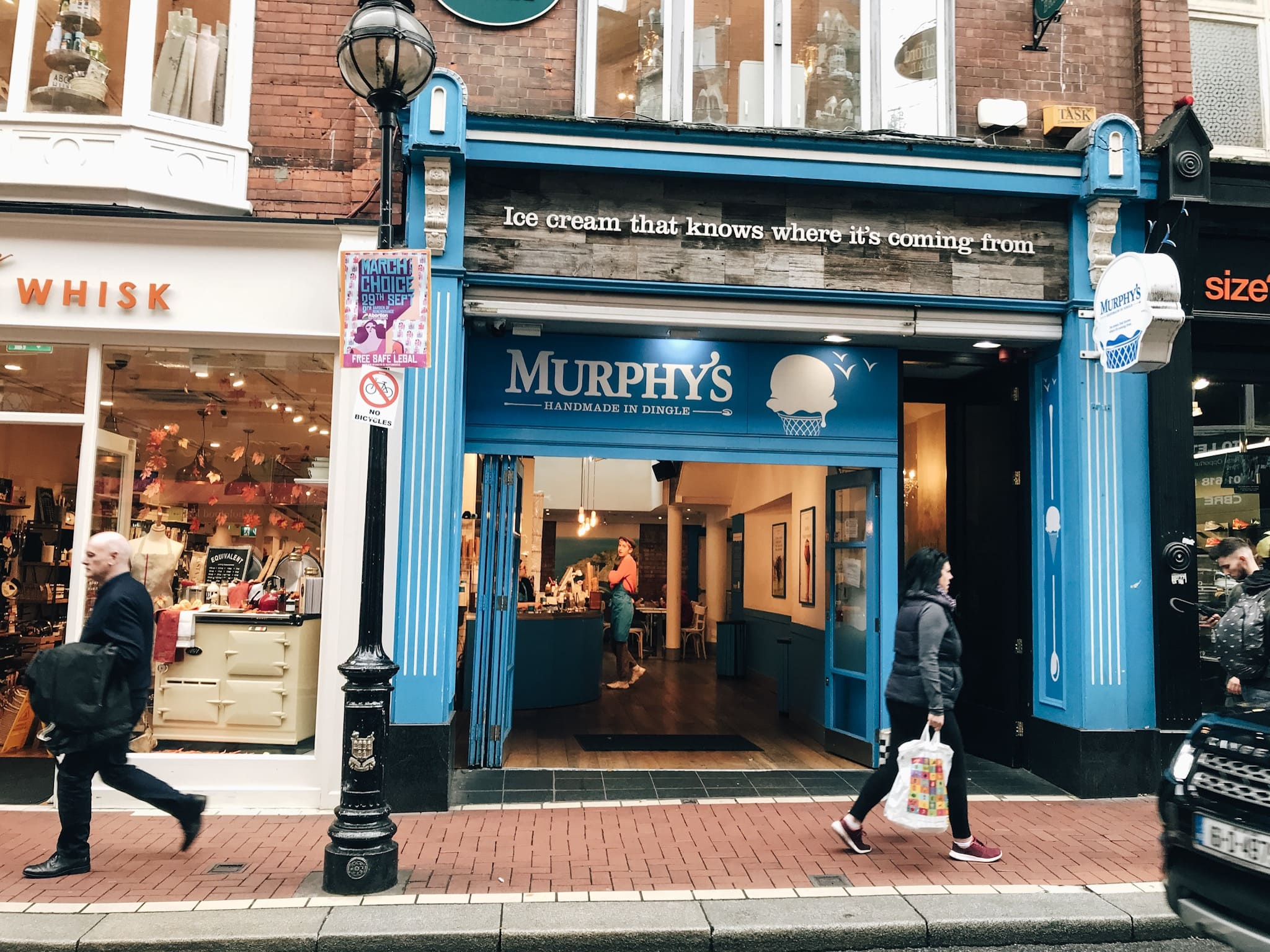 Food Tour Dublin - Murphey's Ice Cream