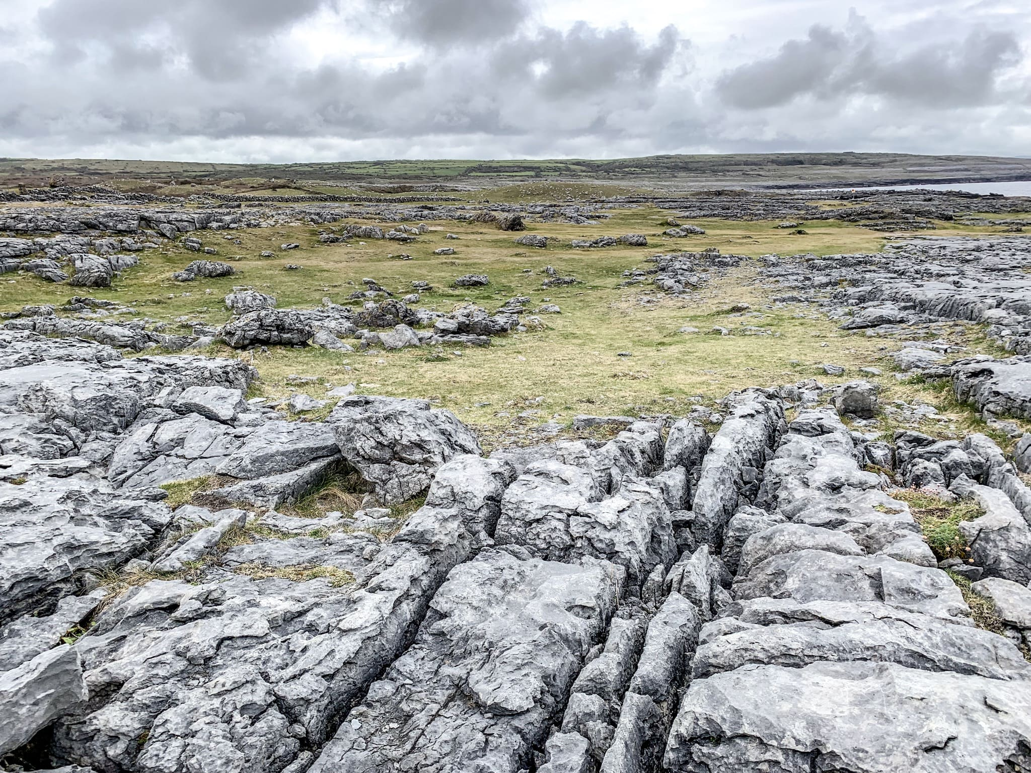 Burren National Park Ireland
