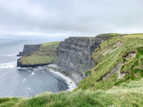 Ausflug ab Dublin: Cliffs of Moher, Galway & Burren National Park