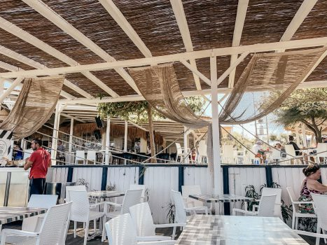 Banana Beach Zakynthos Bar