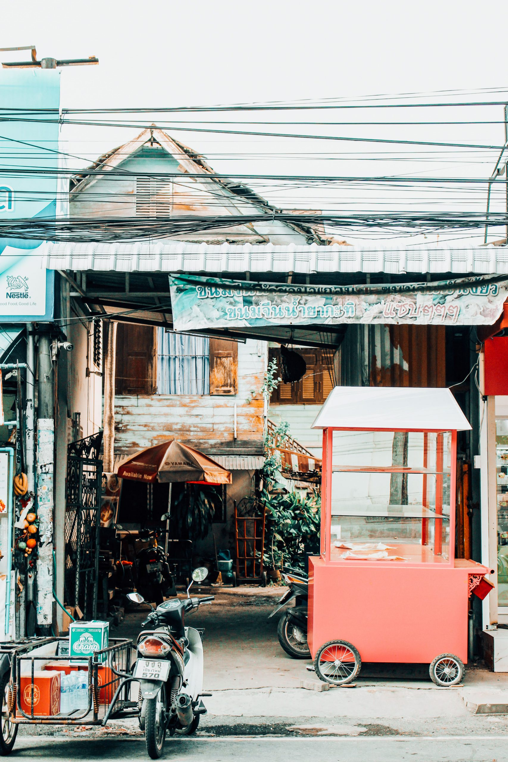 Streets of Chiang Mai