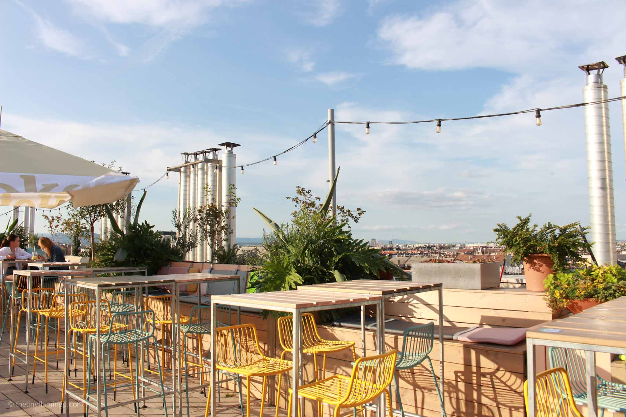 Rooftop Bars Budapest - 360 Bar