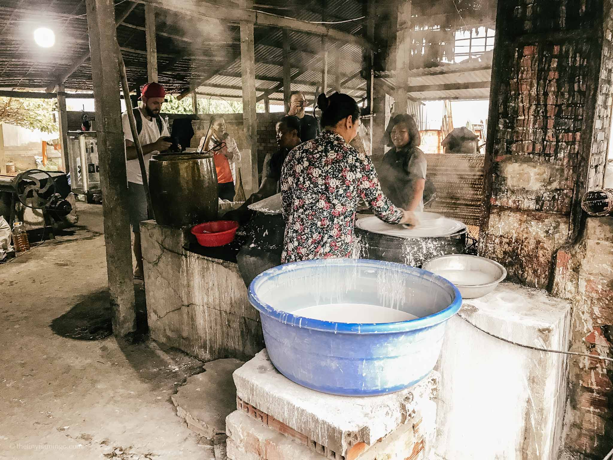 Rice Noodle Factory